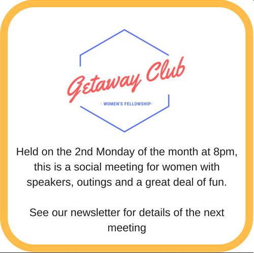 logo getaway