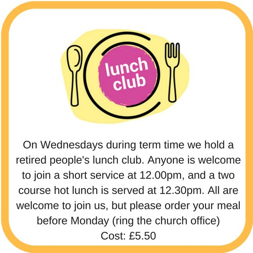 logo lunch club